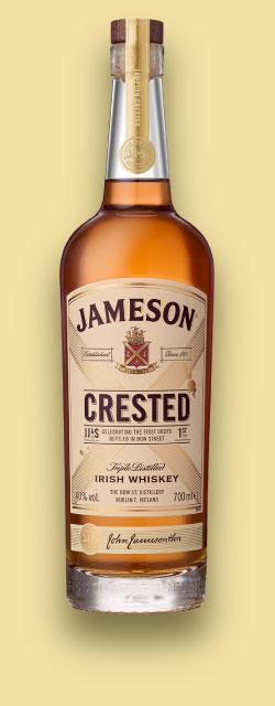 Jameson Crested Whiskey