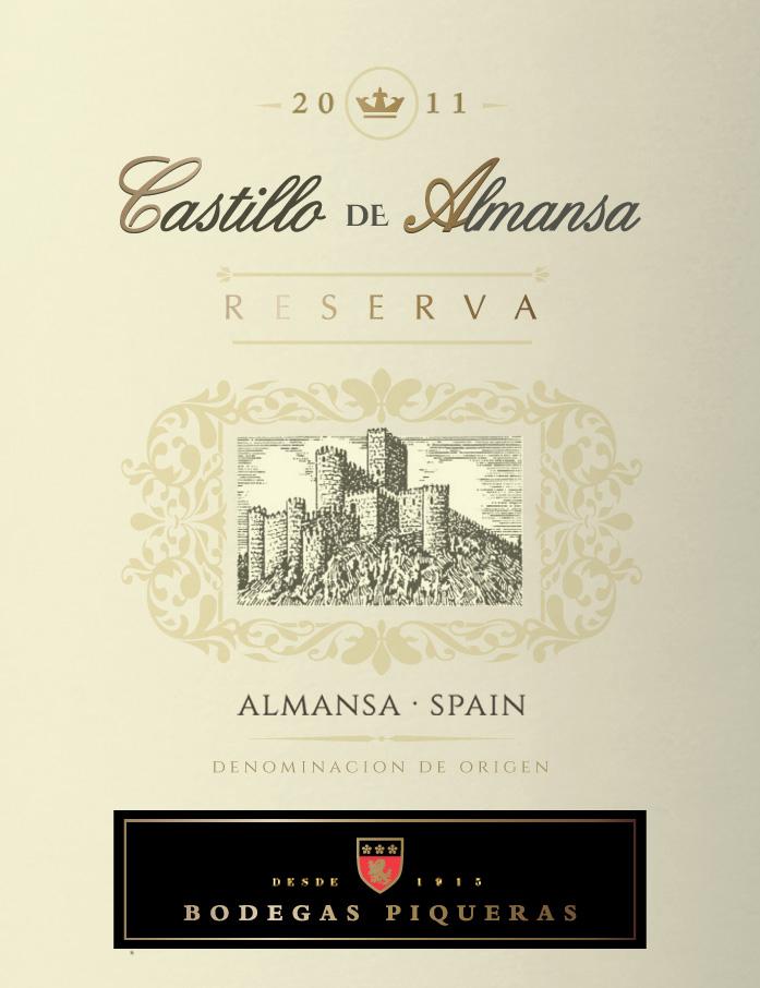 Castillo de Almansa Reserva DO