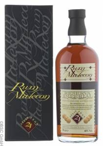Malecon Rum Reserva Imperial 21 Jahre