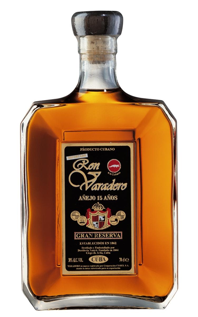 Ron Varadero Rum 15 Jahre