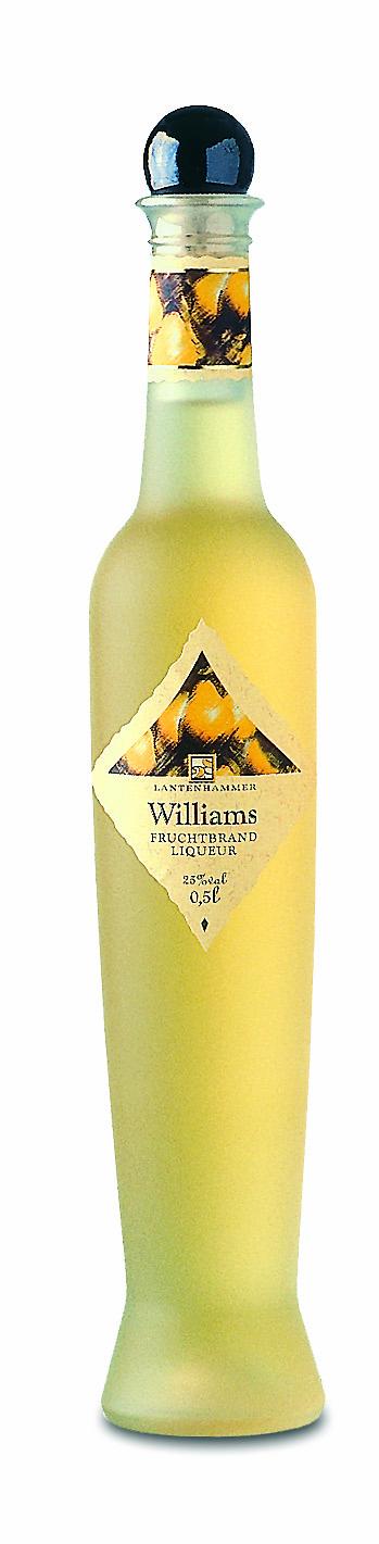 Lantenhammer Williamsbirnenfruchtbrandlikör