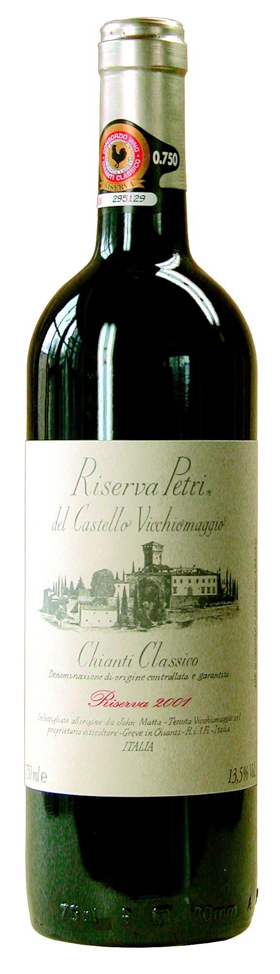 Vicchiomaggio Agostino Petri Chianti classico riserva