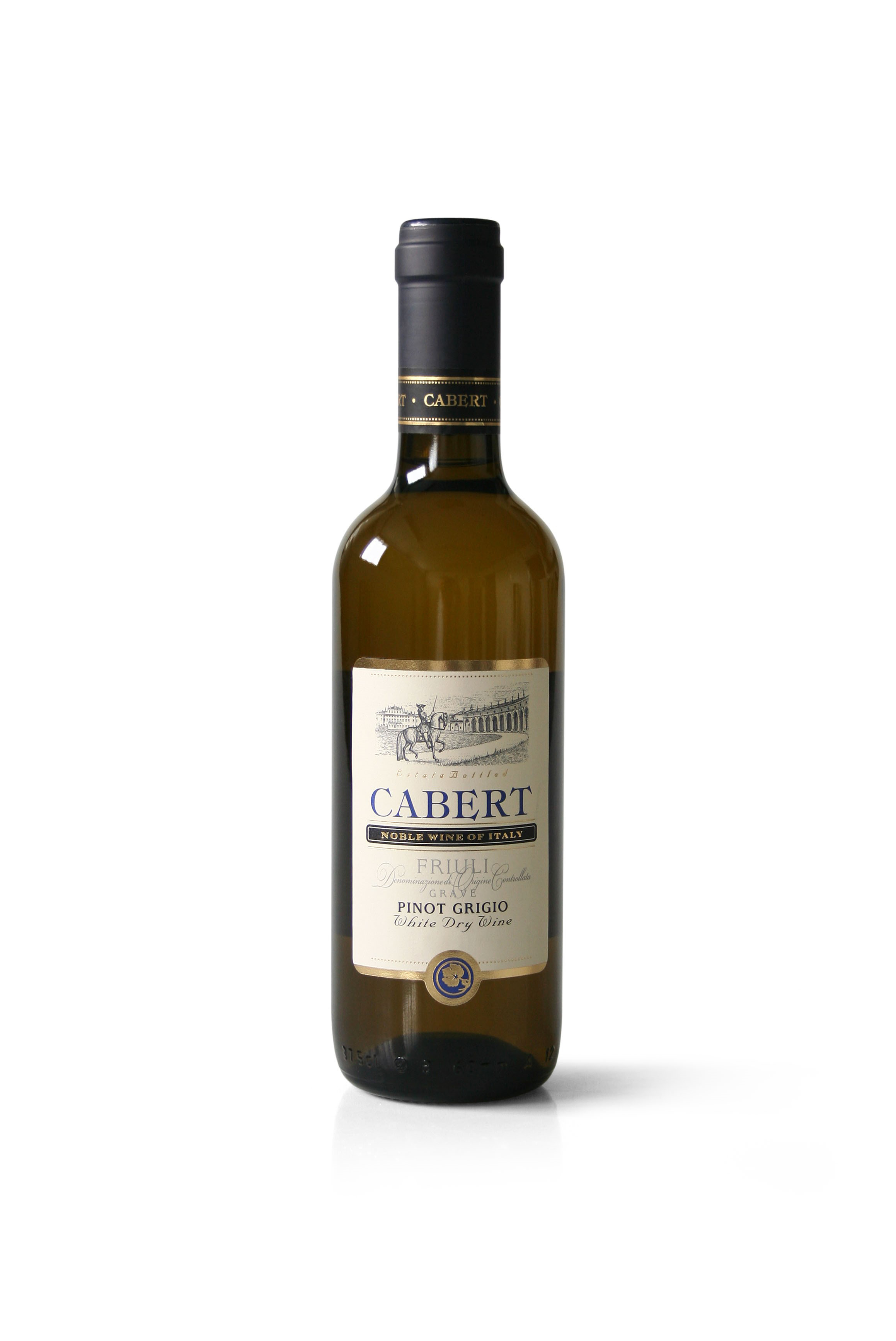 Bertiolo Pinot Grigio Cabert DOP 375ml
