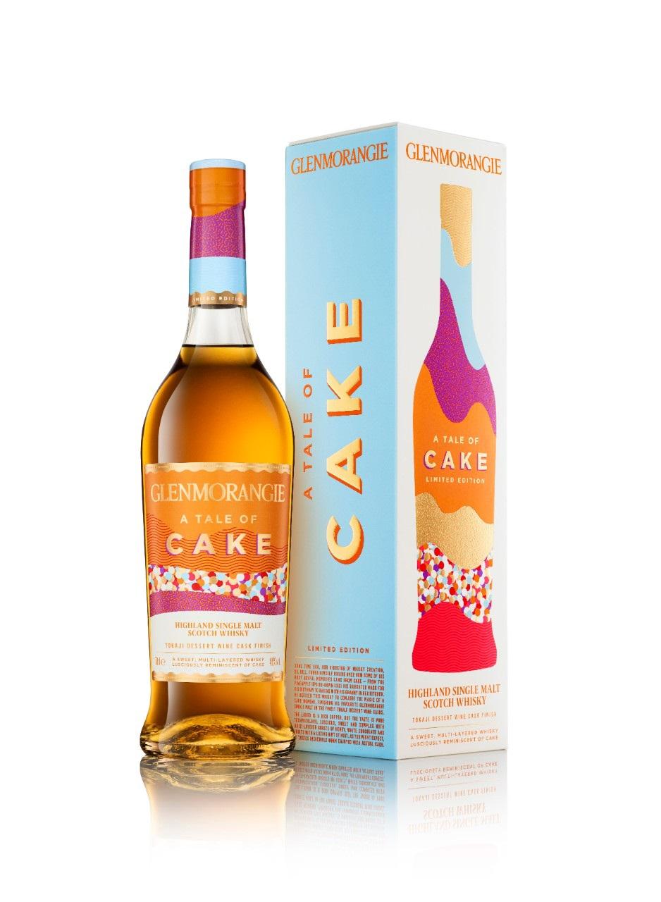 Glenmorangie A Tale of Cake Whisky