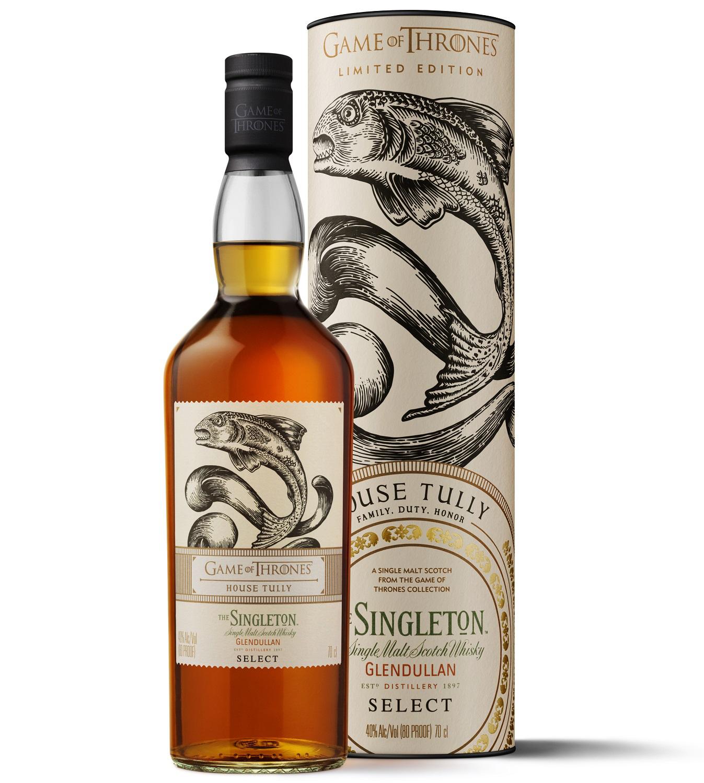 The Singleton of Glendullan Select Games of Thrones Whisky