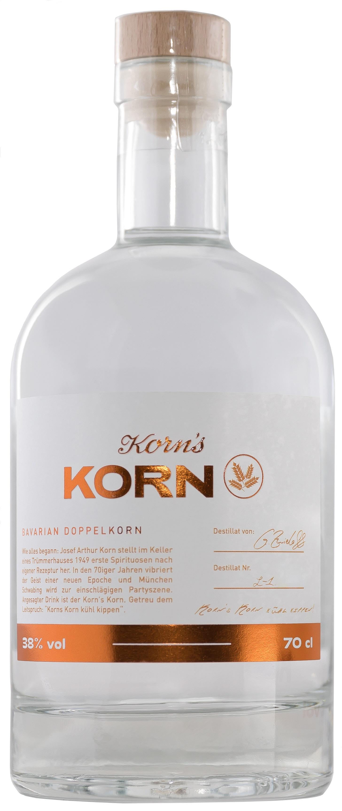 Korn's Korn Bavarian Doppelkorn