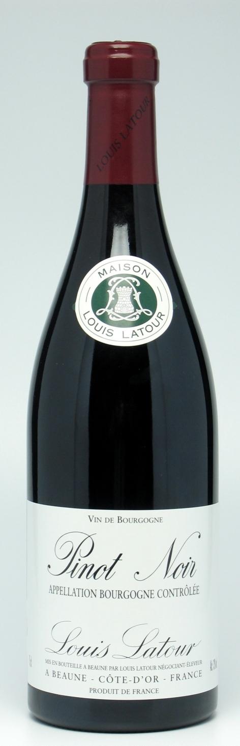 Louis Latour Pinot Noir Bourgogne AC