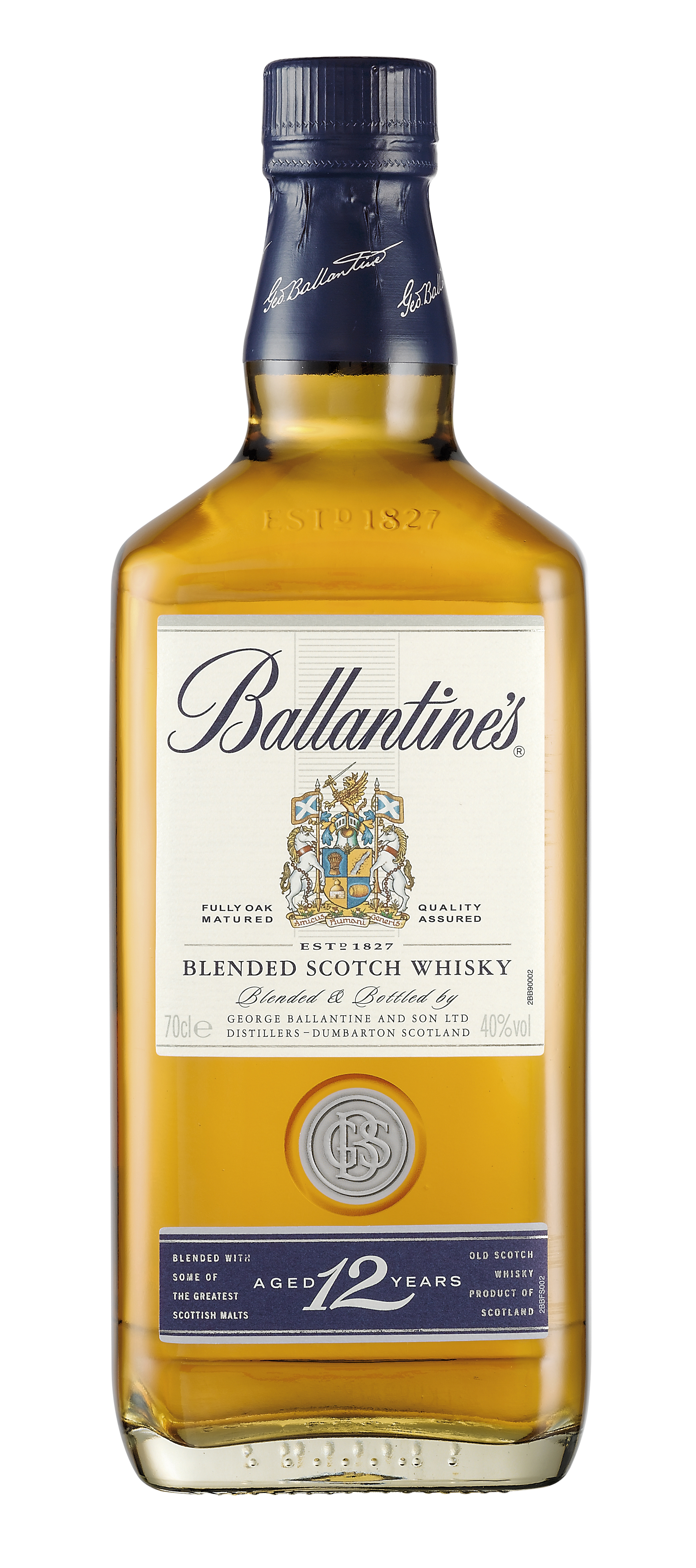 Ballantines 12 Jahre Special Reserve Whisky