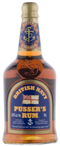 Pussers Rum Original Admiralty blend