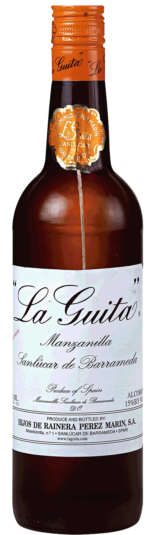 Sherry La Guita Manzanilla 350ml