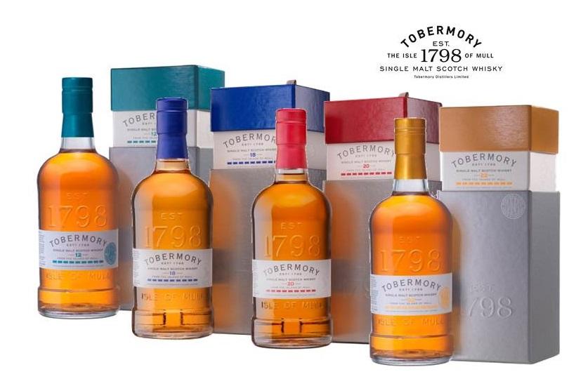 Tobermory 12 Jahre Whisky