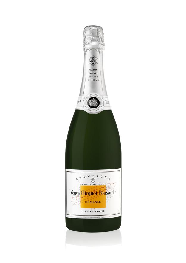 Champagner Veuve Clicquot Demi-Sec