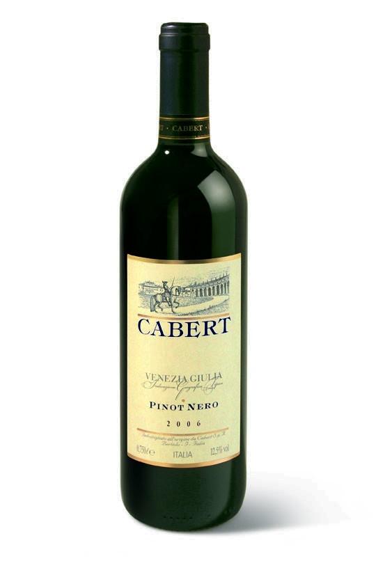 Bertiolo Pinot Nero delle Venezie Cabert