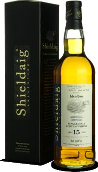 Isle of Jura 10 Jahre Whisky Shieldaig