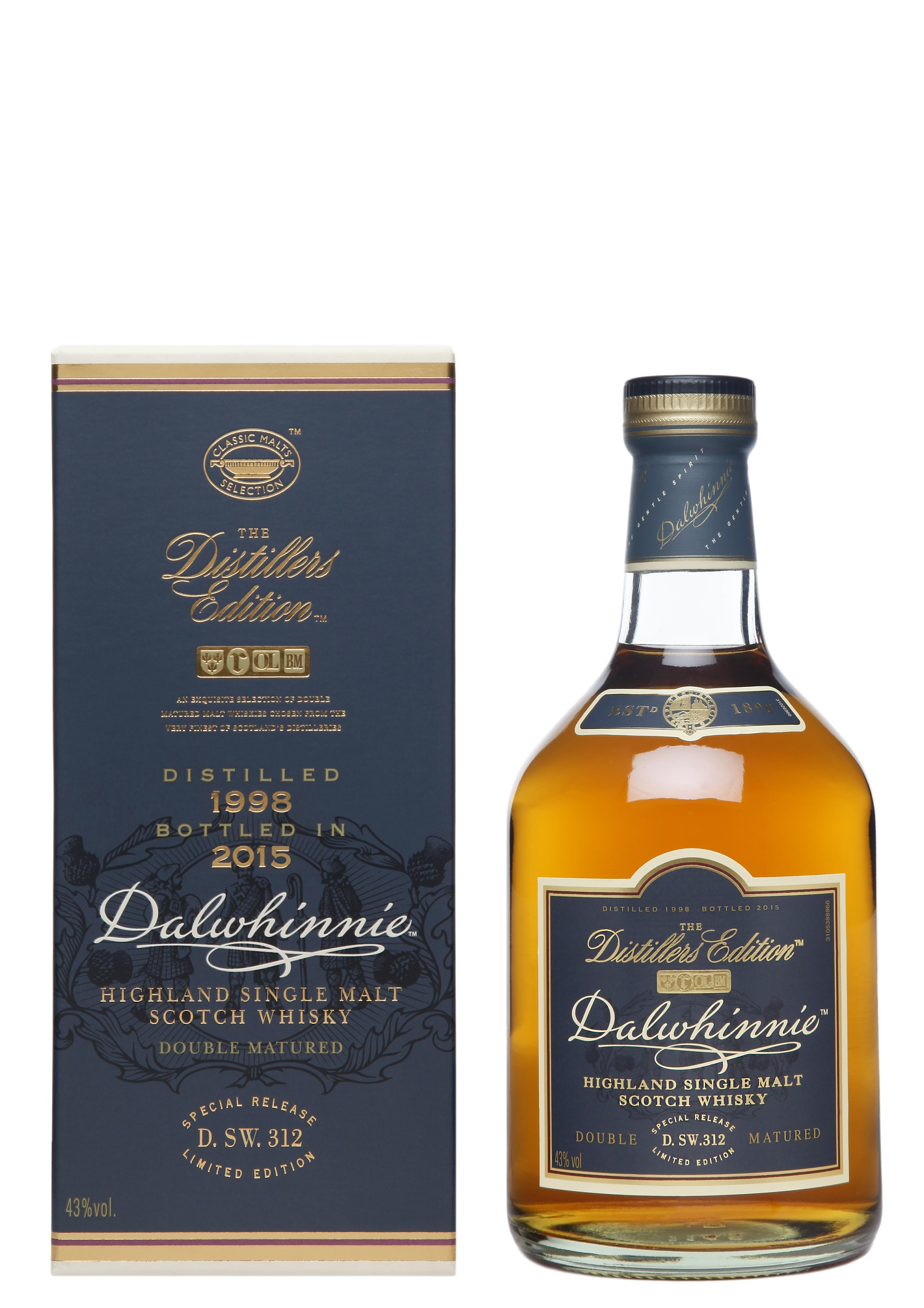 Dalwhinnie Distillers Edition 2017 Whisky