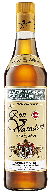 Ron Varadero Rum 5 Jahre Oro