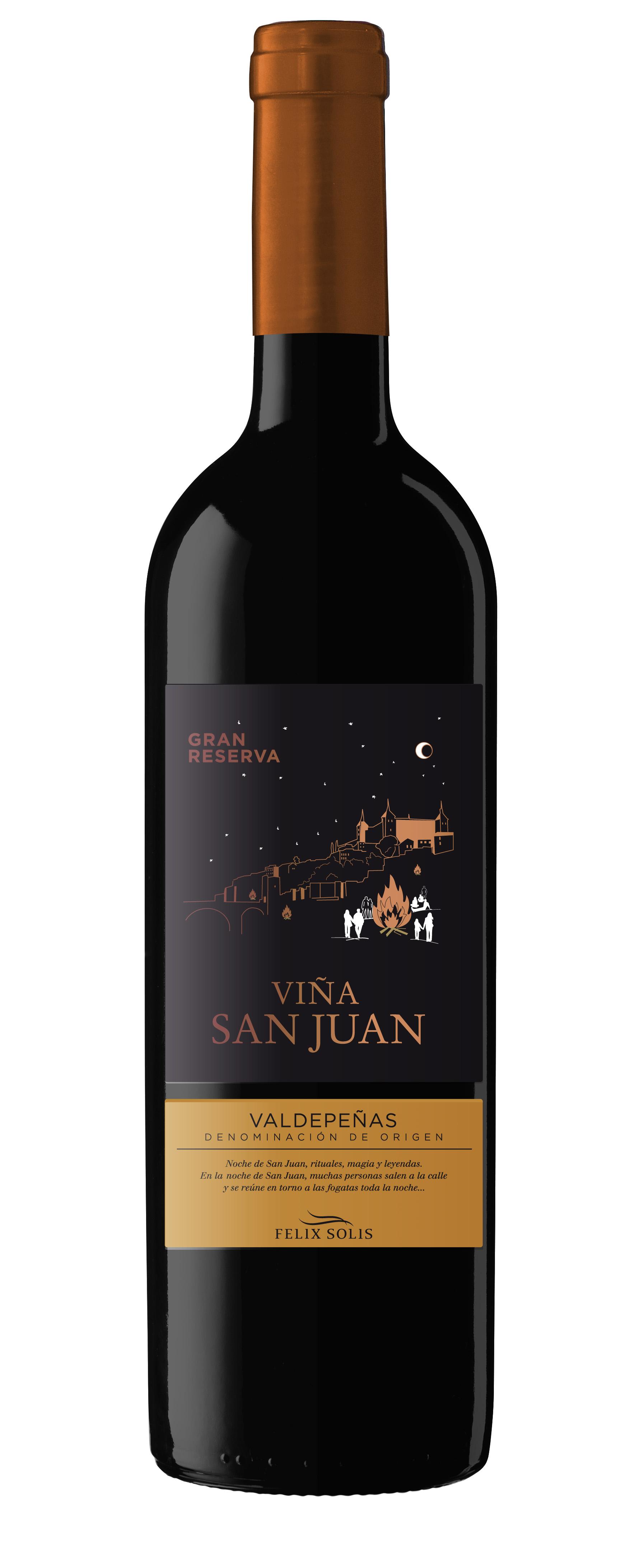 Vina San Juan Gran Reserva DO