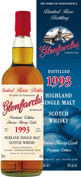Glenfarclas 1996 Whisky