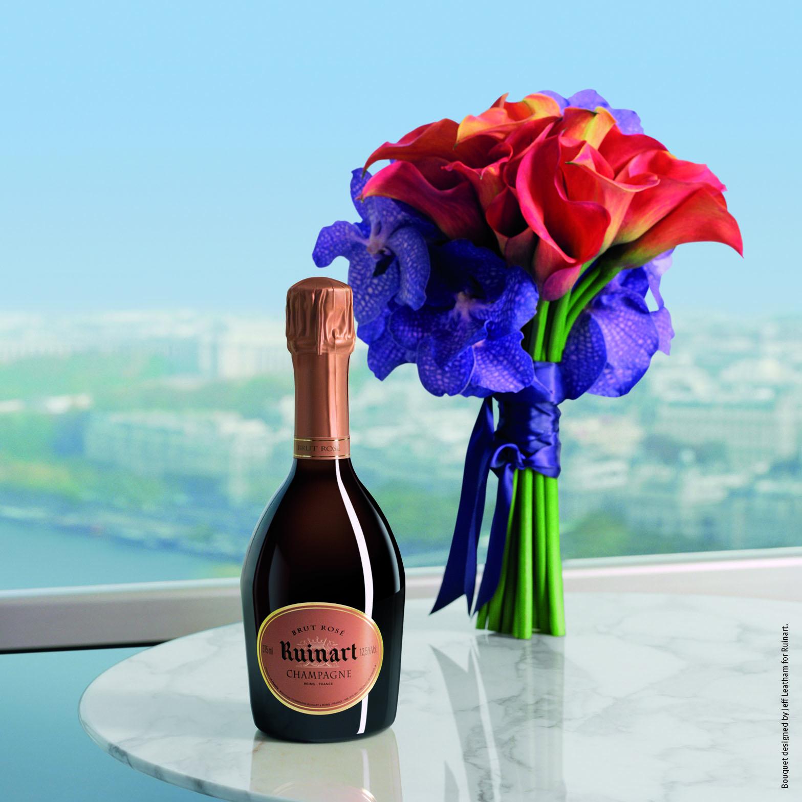 Champagner Ruinart Rosé 375ml