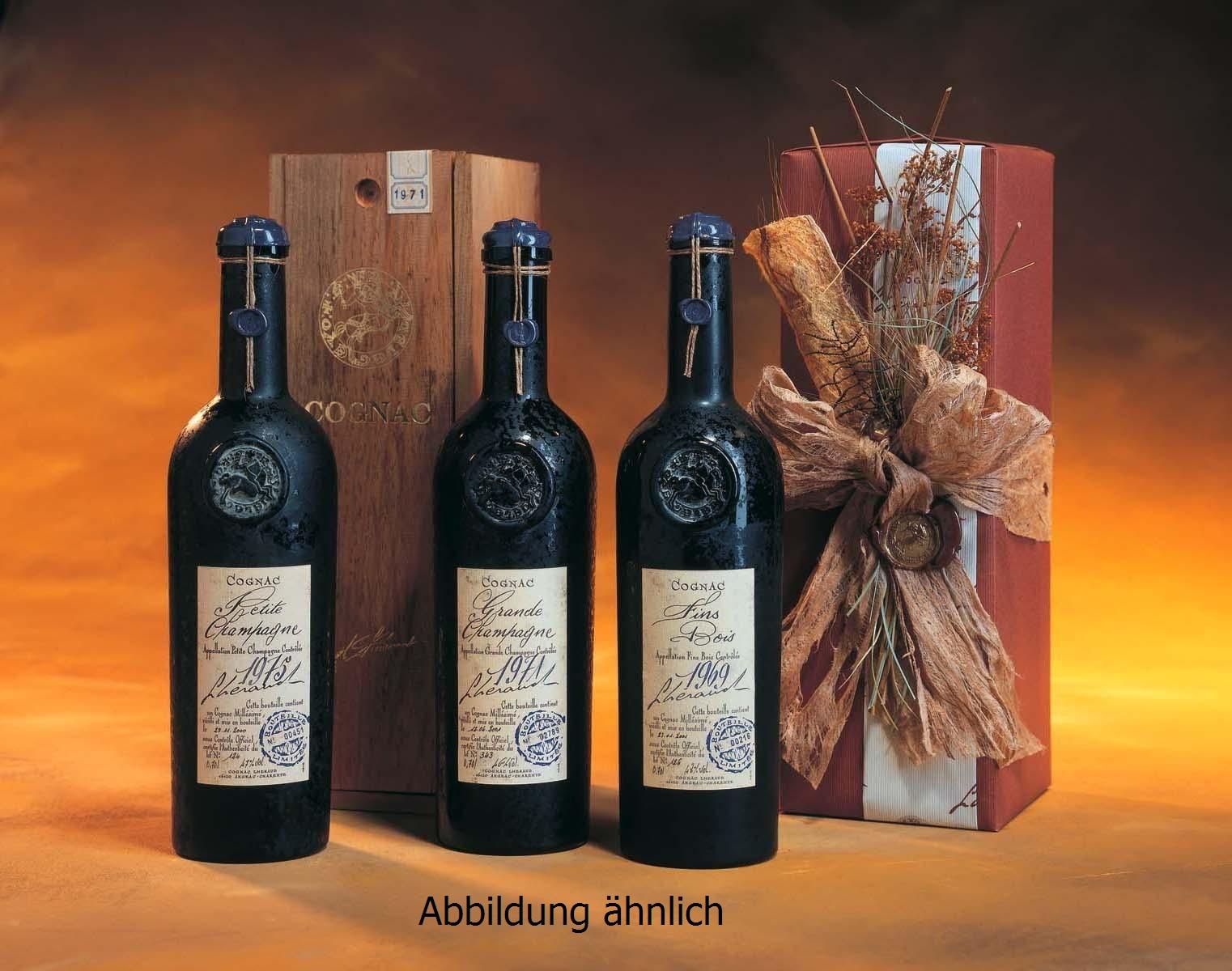 Cognac 1954 Lheraud