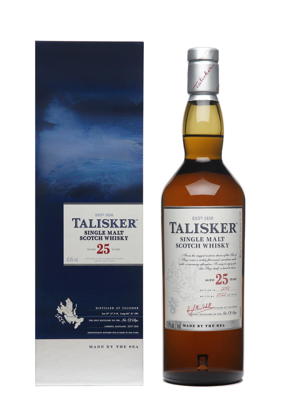 Talisker 25 Jahre Single Malt Whisky