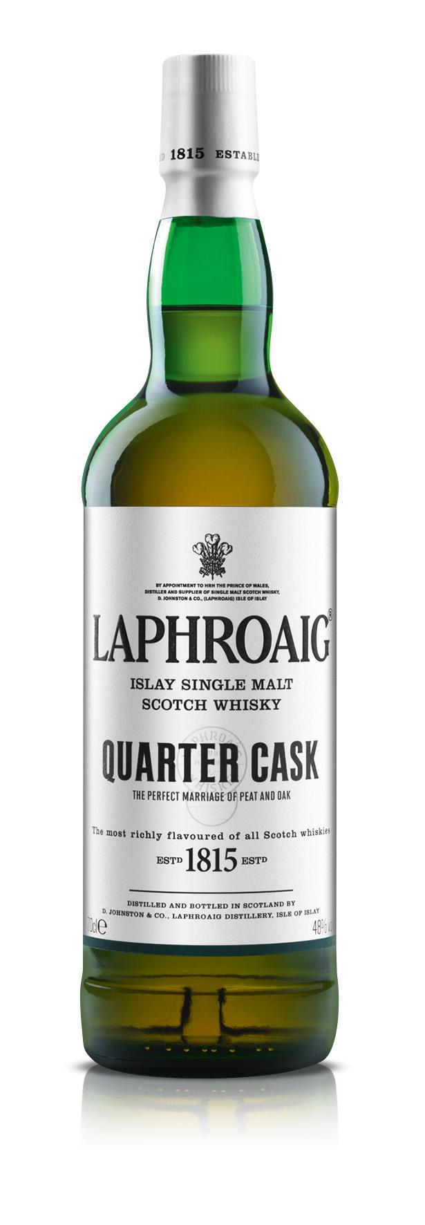 Laphroaig Quater Cask Single Malt Whisky
