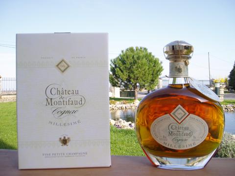 Cognac 1978 Chateau de Montifaud