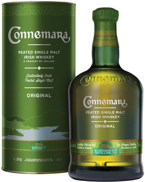 Connemara Peated Malt Irish Whisky