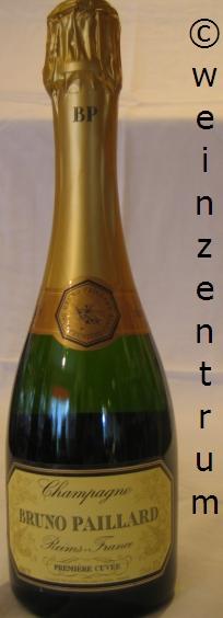 Champagner Bruno Paillard 375ml