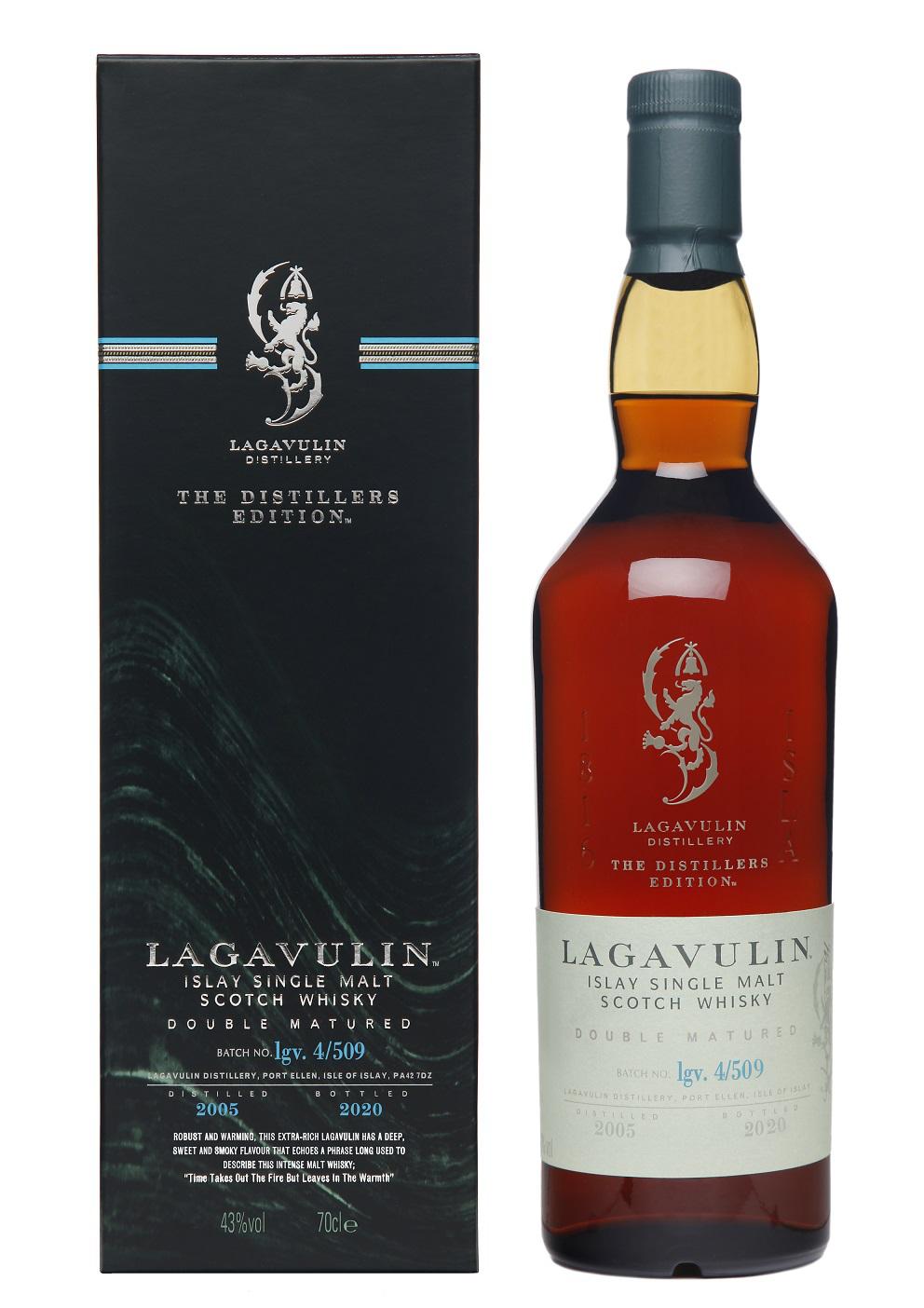 Lagavulin Distillers Edition 2020 Whisky