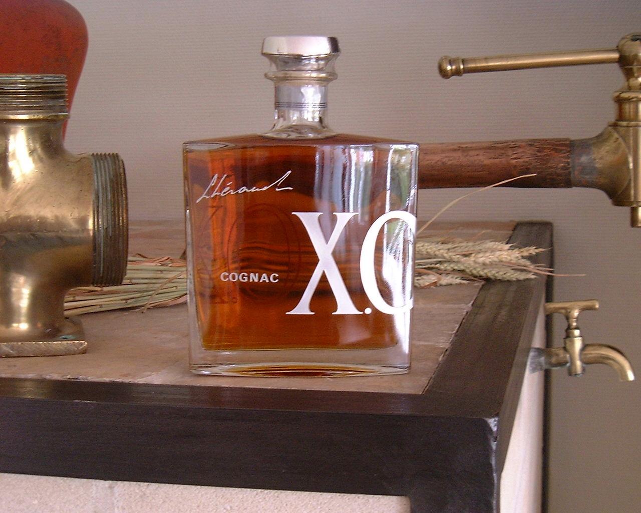Cognac Lheraud XO Eugenie