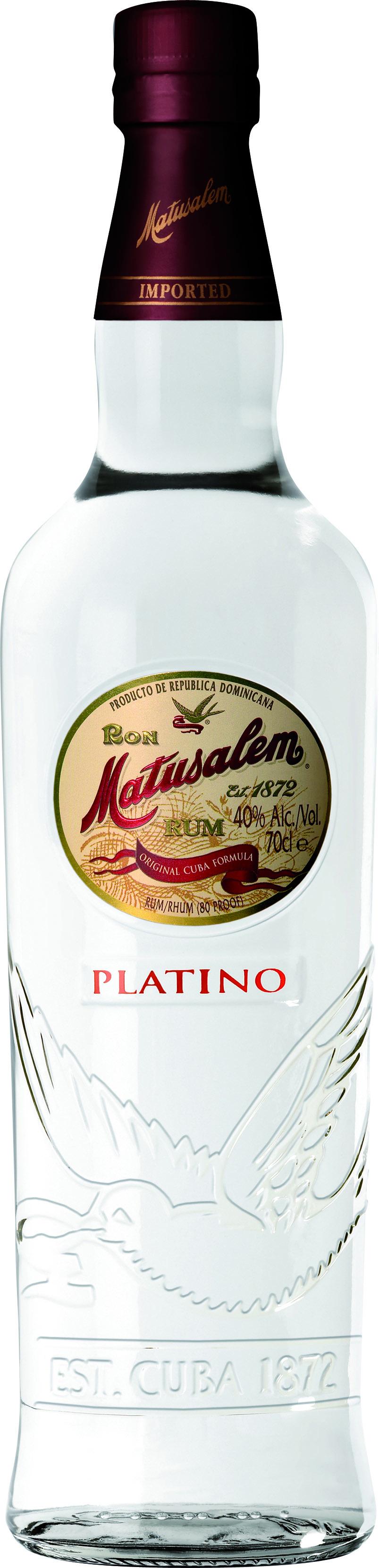 Ron Matusalem Rum Platino