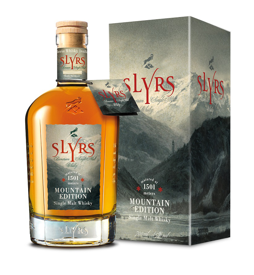 Slyrs Whisky Mountain Edition