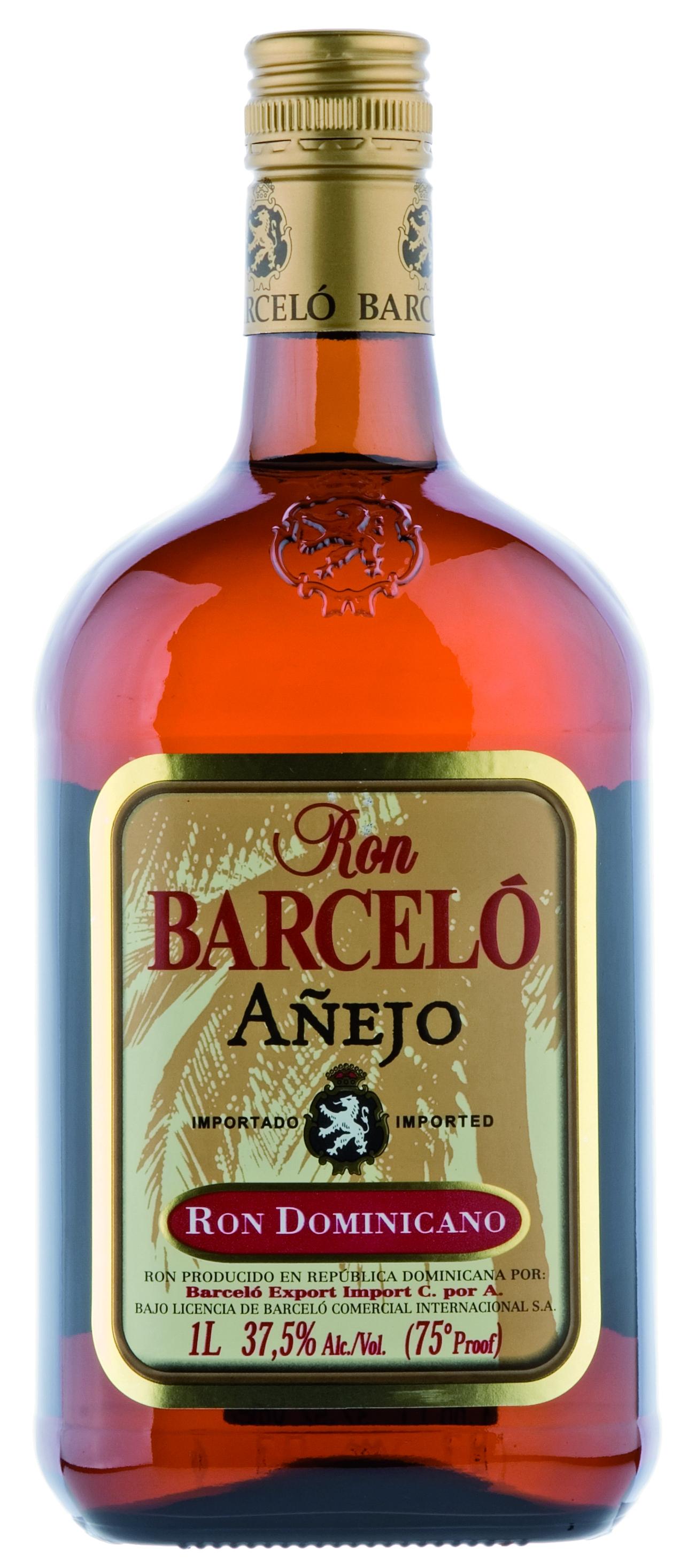 Ron Barcelo Anejo Rum