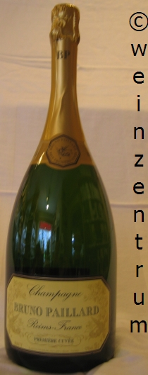 Champagner Bruno Paillard brut Magnum