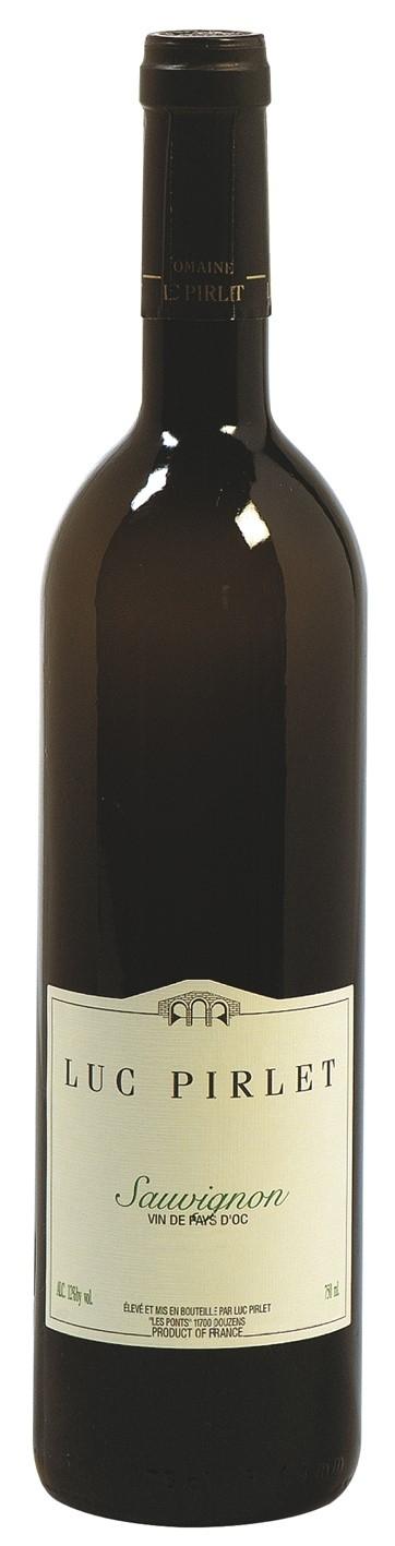 Sauvignon blanc IGP Luc Pirlet