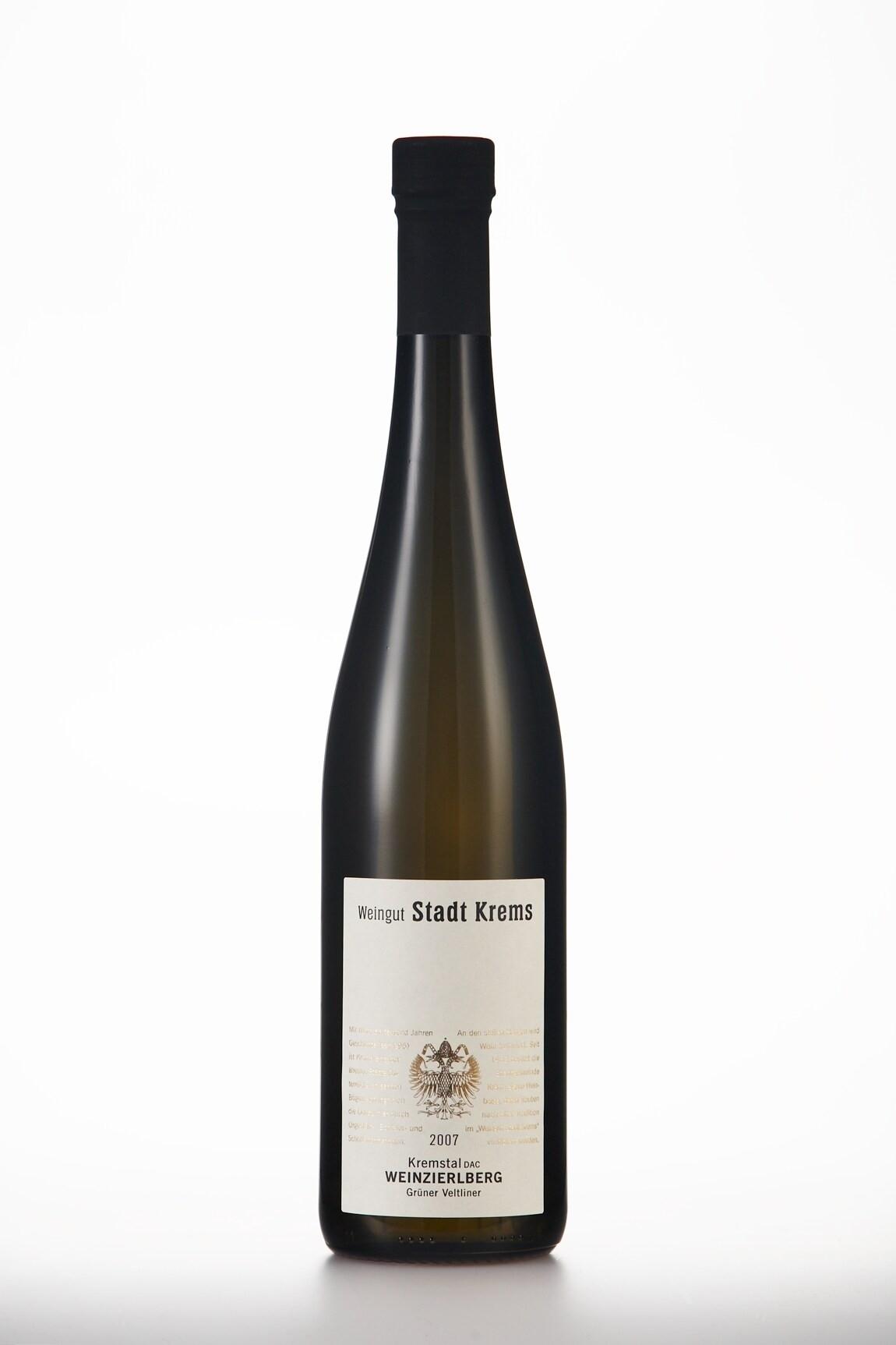 Weingut Stadt Krems Grüner Veltliner Weinzierlberg