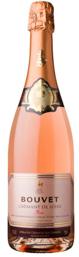 Bouvet Cremant de Loire Excellence Rosé