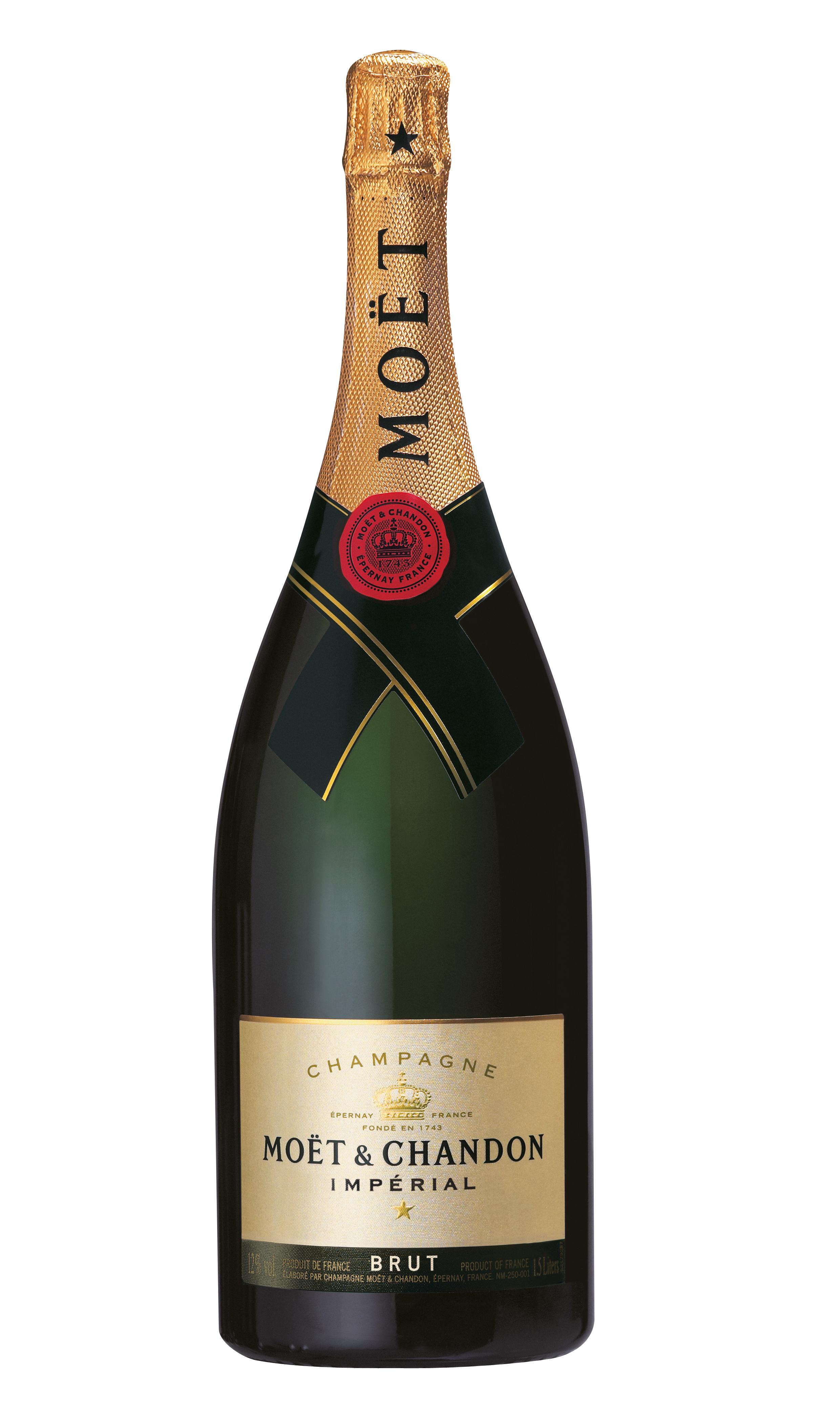 Champagner Moet & Chandon brut Imperial Magnumflasche