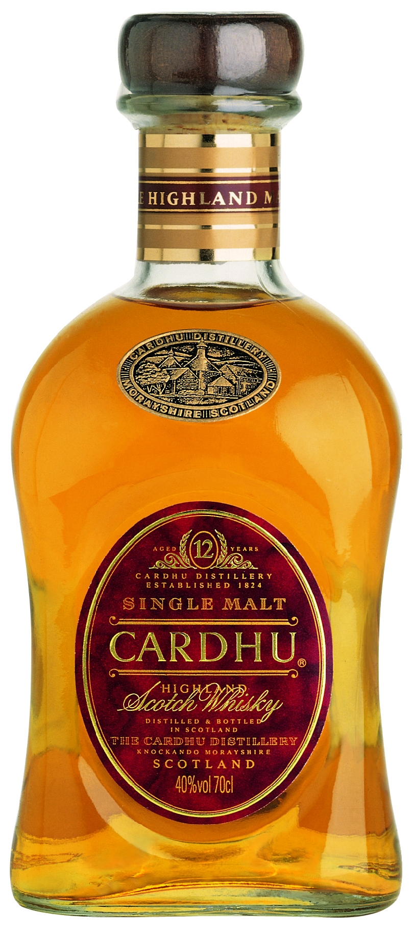 Cardhu 12 Jahre  Whisky