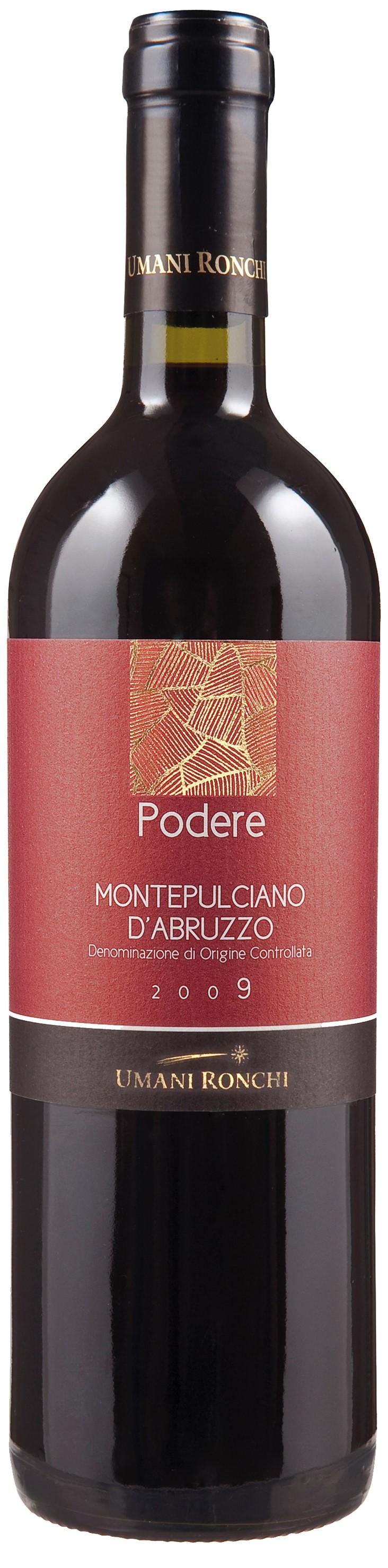 Umani Ronchi Montepulciano d'Abruzzo DOP Magnumflasche