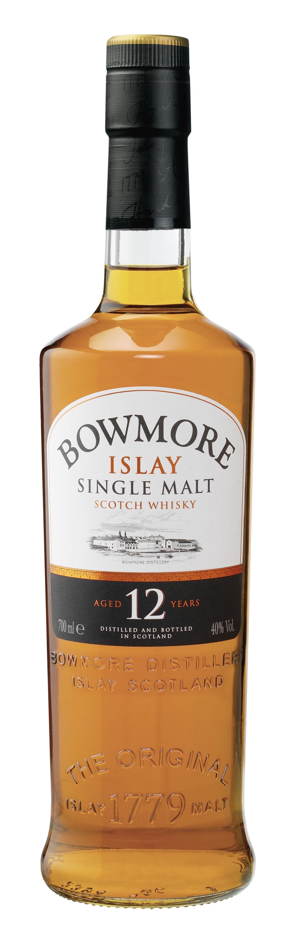 Bowmore 12 Jahre Single Malt Whisky